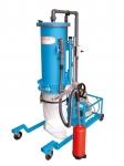 Machines à remplir à poudre usagée PFF-SUMATIC-SWS-600