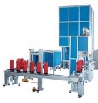 Machines à remplir à poudre stationnaire AMK-500 TRIO