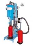 Machines à remplir à poudre portable PFF-FLIPP-EK(W)