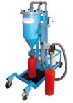 Machines à remplir à poudre portable PFF-III/SWN