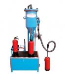 Machines à remplir à poudre portable PFF-SUMATIC-SWZ