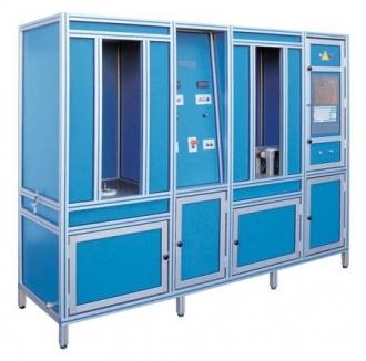 Dispositif stationnaire combiné à basse pression modèle ND1+1