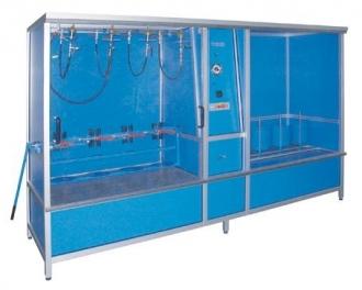 Dispositif d'essai stationnaire à basse pression modèle ND4-TR4