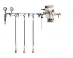 Dispositif d'essai stationnaire à haute et à basse pression modèle HND-W-3