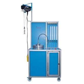Dispositif d'essai stationnaire à haute pression modèle HD-TA-CFK