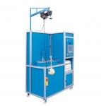Dispositif d'essai stationnaire à haute pression modèle HD-TA-CFK-2TP