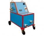 Dispositif à essayer des bouches d'eau murales avec un réservoir d'eau et un séchage modèle WHP/WT/T