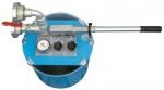 Débit d'essai des tuyaux manuel HSP-100