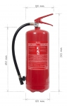 P6 BETA-Z Classe d'incendie D