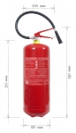 P9 Če Classe d'incendie D