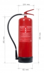 P12 Če Classe d'incendie D